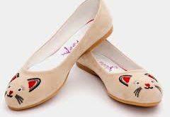 عرضه انواع کفش زنانه عروسکی