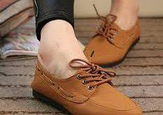 کفش زنانه کالج