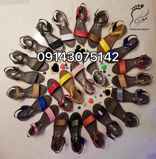تولید کفش زنانه سایز بزرگ