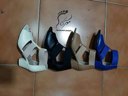 فروش عمده جدیدترین کفش زنانه مجلسی ارزان
