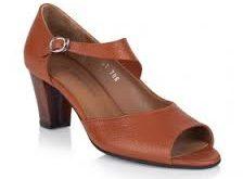 صادرات کفش چرم زنانه