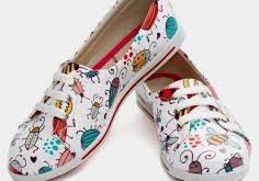 قیمت خرید کفش زنانه عروسکی