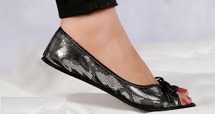 کفش زنانه روفرشی