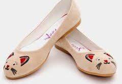 کفش زنانه عروسکی