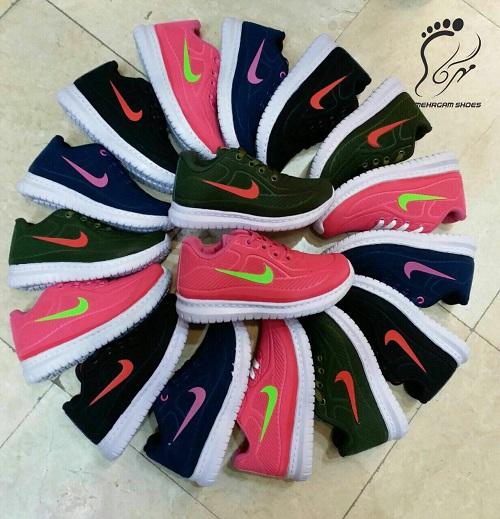 کفش اسپرت زنانه و دخترانه