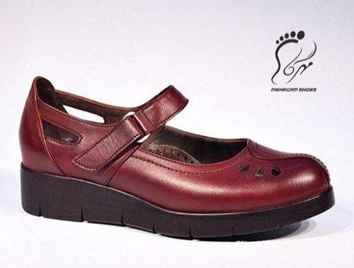 تولید کفش زنانه تابستانی راحتی