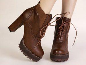 کفش چرم تبریز