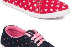 کفش کتانی زنانه ارزان قیمت