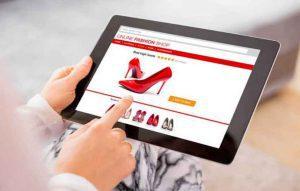 فروش اینترنتی کفش زنانه مجلسی