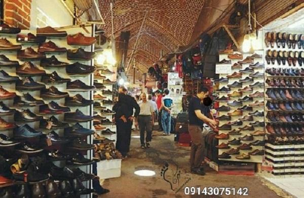 تولیدی و عمده فروشی کفش زنانه در تبریز