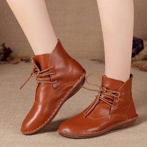 فروش عمده کفش نیم بوت