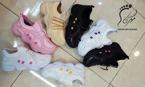 فروش عمده کفش زنانه اسپرت