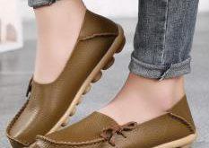 کارخانه تولید کفش چرم