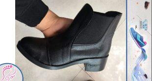 خرید عمده کفش چرم زنانه