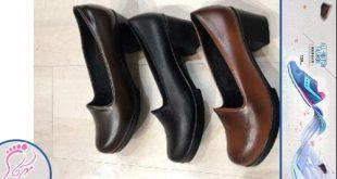 خرید عمده کفش چرم زنانه تبریز