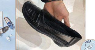 خرید کفش زنانه ورنی جدید