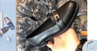 توليد كفش زنانه چرم تبريز با قيمت مناسب