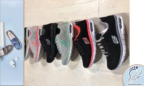 خرید اینترنتی کفش اسکیچرز زنانه