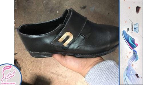 کفش چرم زنانه عمده