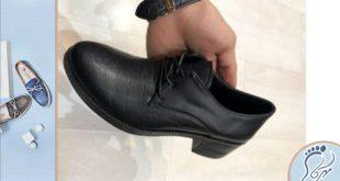 کفش زنانه ورنی