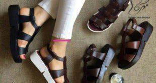 مدل كفش صندل زنانه