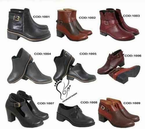 انواع مدل کفش زنانه مهرگام