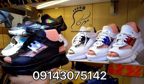 کفشهولوگرامی اسپرت