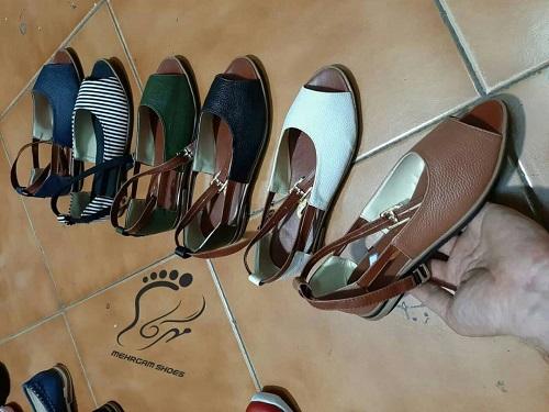 خرید اینترنتی و قیمت کفش زنانه مدلهای جدید