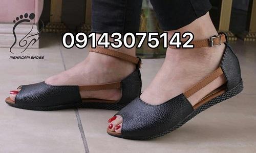 فروش عمده کفش زنانه تابستانی با قیمت مناسب