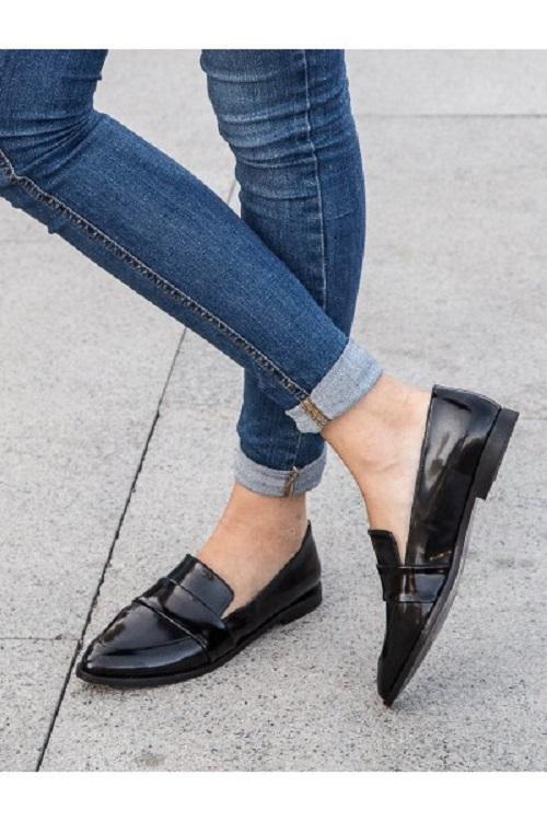 خرید عمده کفش کالج زنانه