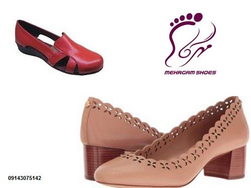 کفش زنانه راحتی عمده