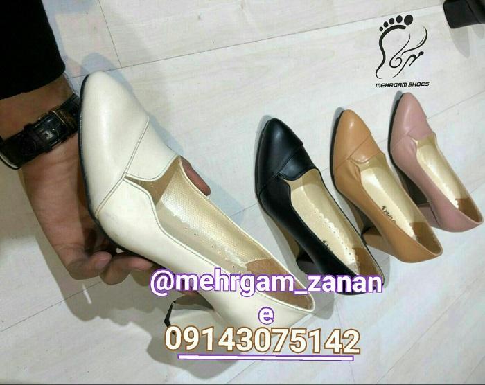 تولیدی کفش زنانه مجلسی
