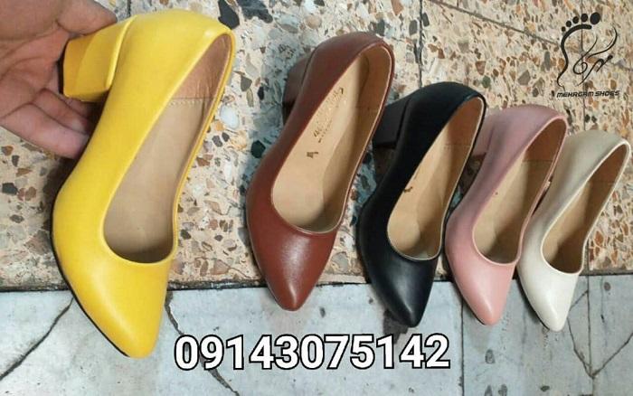 خرید عمده کفش زنانه مجلسی