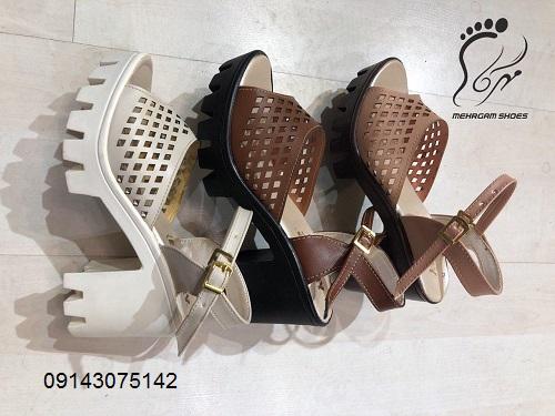 تولیدی کفش زنانه تابستانی و صندل
