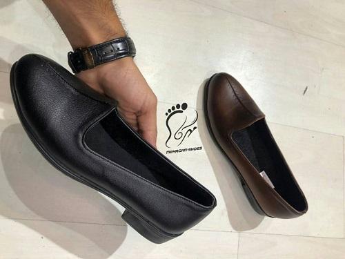 تولید کفش زنانه پرسنلی