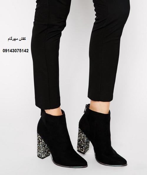 فروش کفش نیم بوت زنانه
