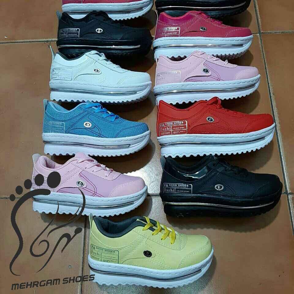 فروش عمده کفش اسپرت جدید