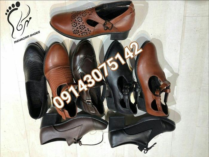 خرید عمده کفش زنانه کارمندی