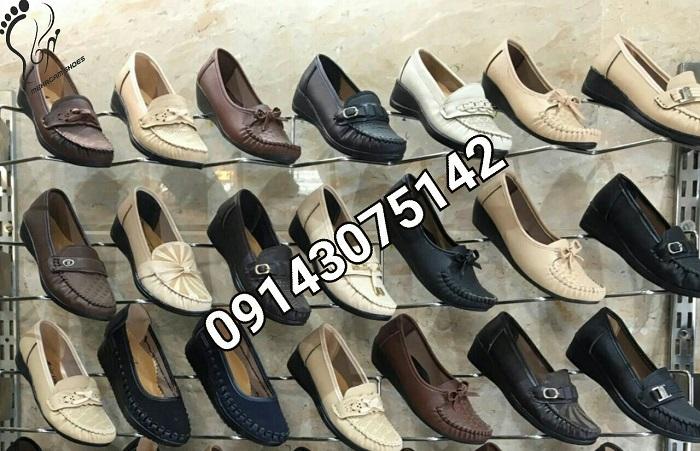 خرید کفش طبی زنانه