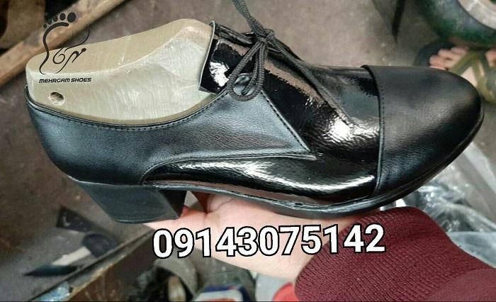 انواع کفش کارمندی زنانه