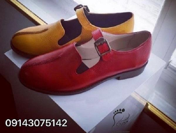کفش تابستانی زنانه عمده