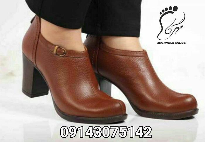 کارخانه تولید کفش زنانه مهرگام