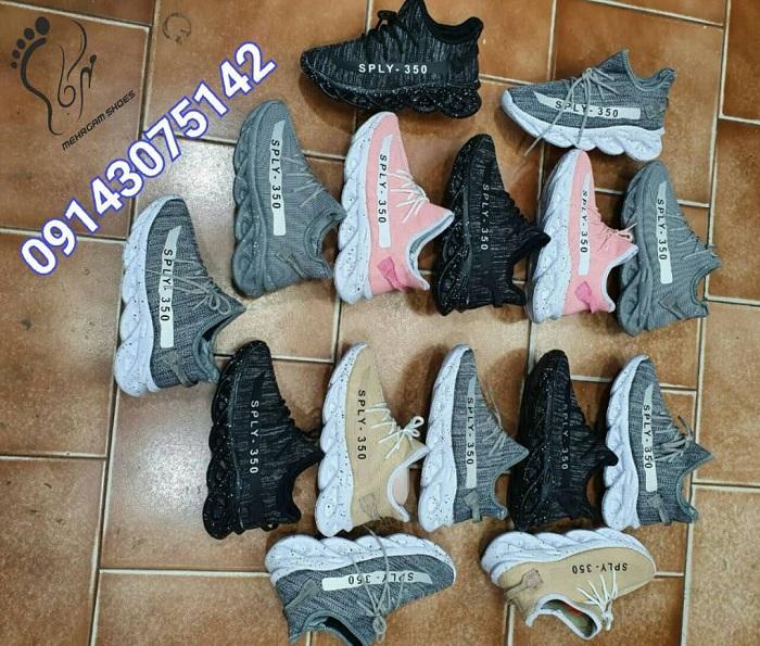 قیمت عمده کفش اسپرت زنانه