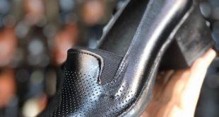 کفش بزرگ پا زنانه