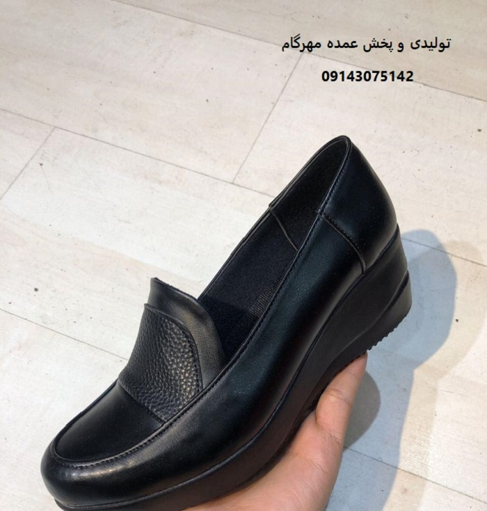کفش طبی زنانه بزرگپا